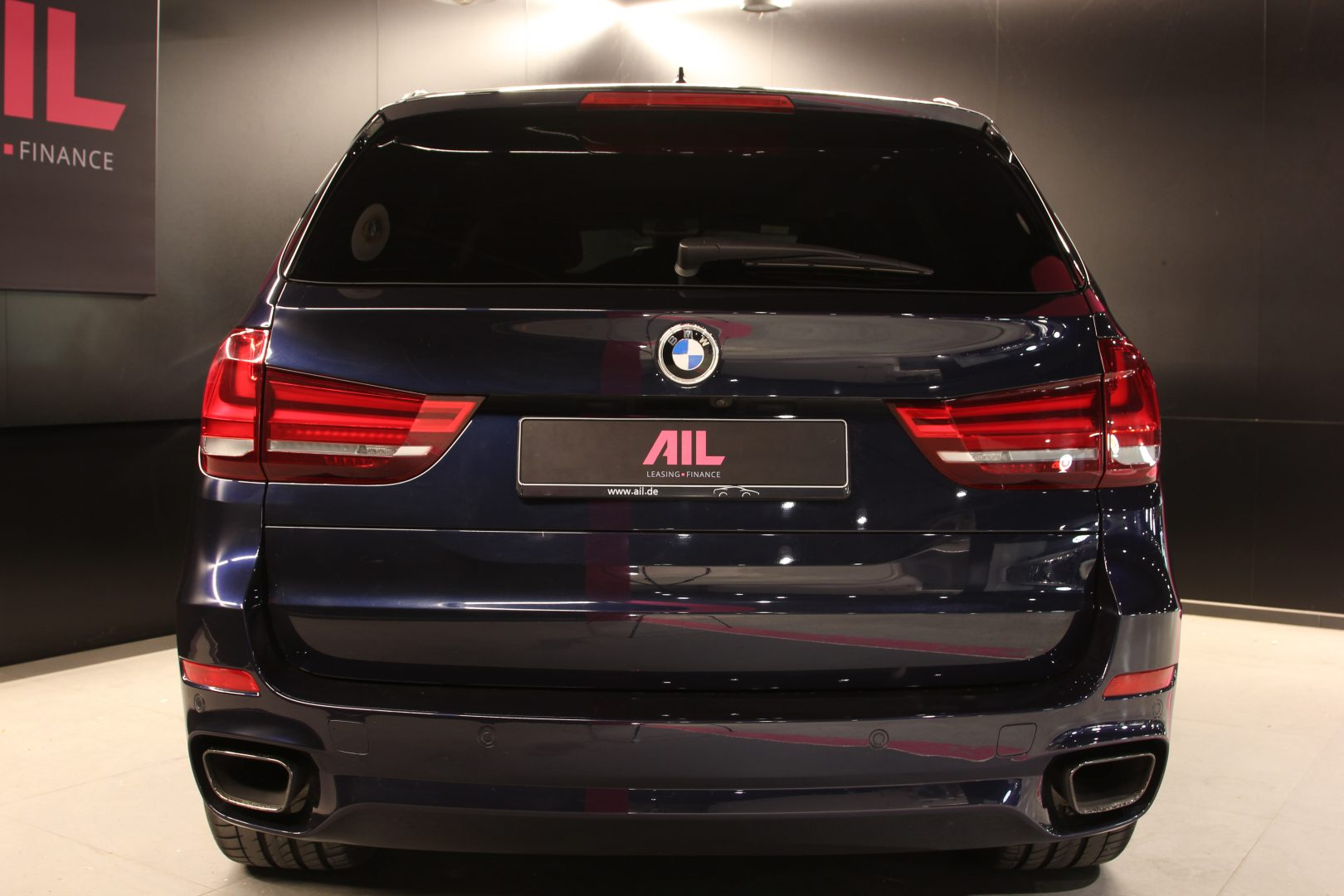 AIL BMW X5 M50d Bang & Olufsen Panorama RSE 4