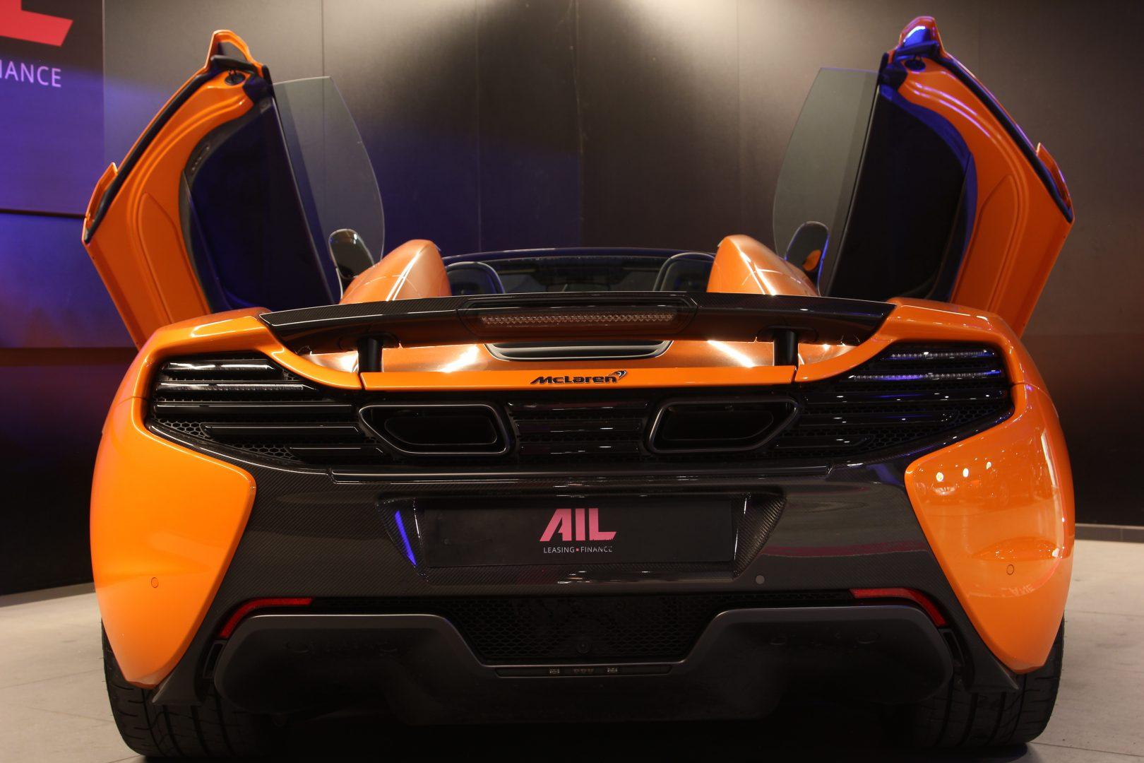 AIL McLaren 650S Spider Carbon Paket 16