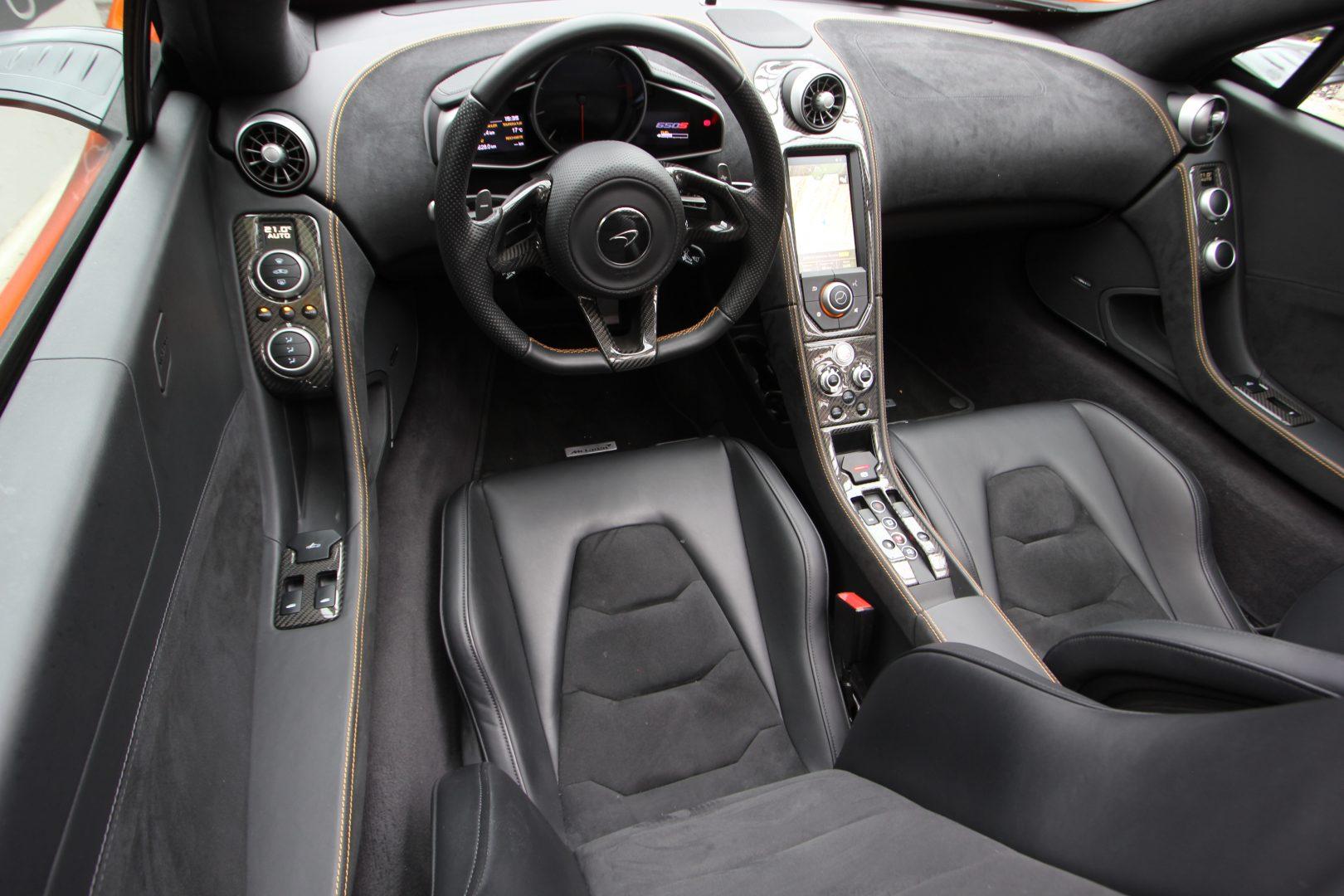 AIL McLaren 650S Spider Carbon Paket  2