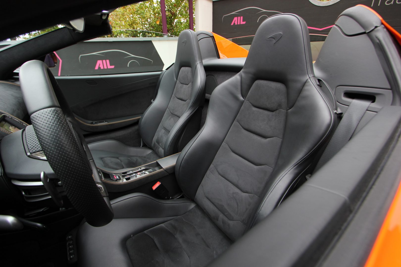 AIL McLaren 650S Spider Carbon Paket  6