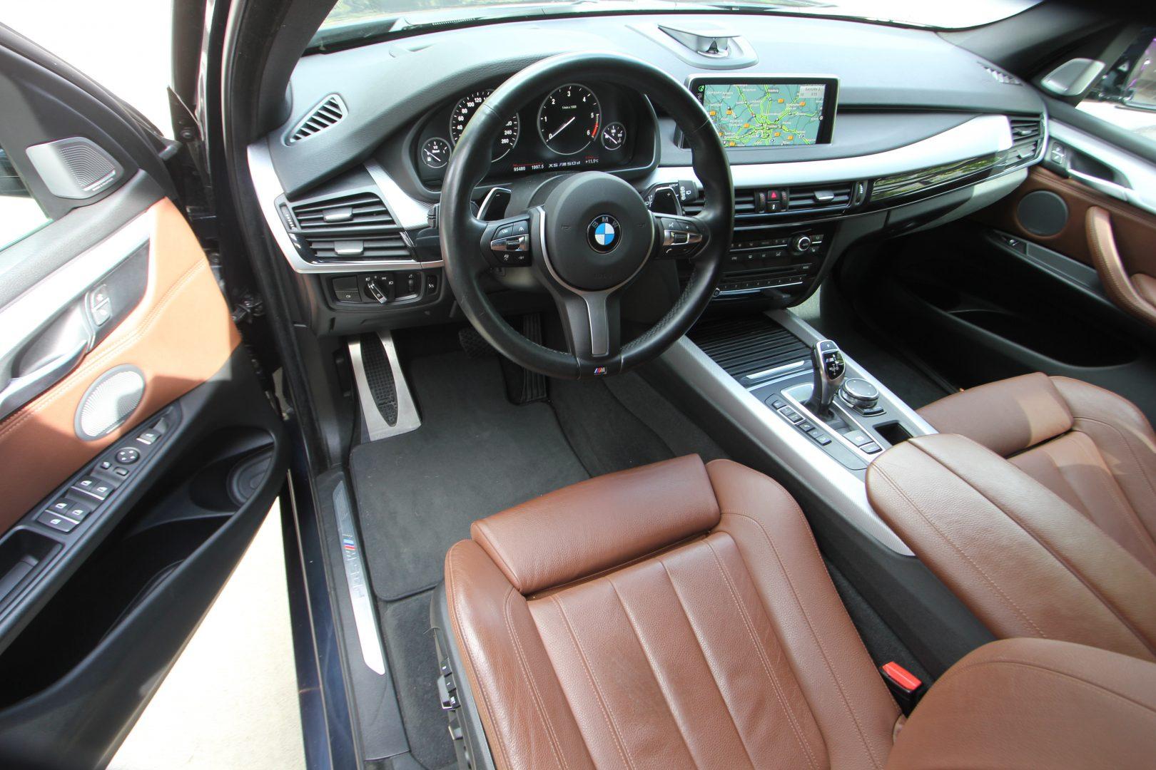 AIL BMW X5 M50d Bang & Olufsen Panorama RSE 3