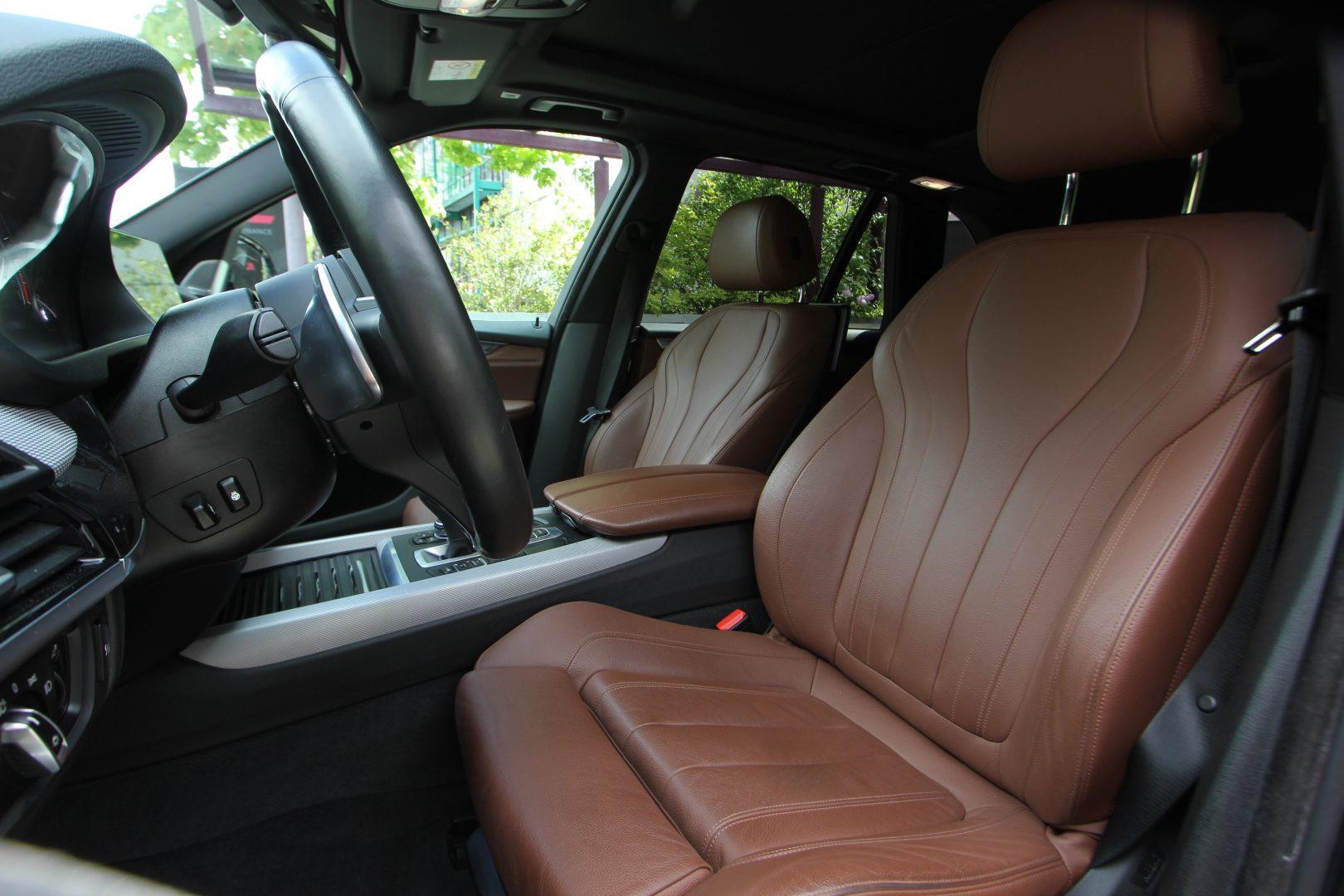 AIL BMW X5 M50d Bang & Olufsen Panorama RSE 12