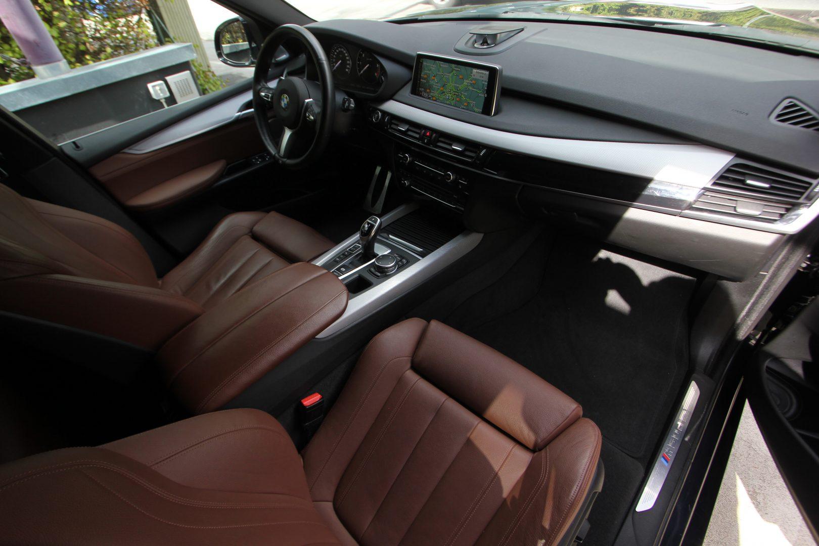 AIL BMW X5 M50d Bang & Olufsen Panorama RSE 6
