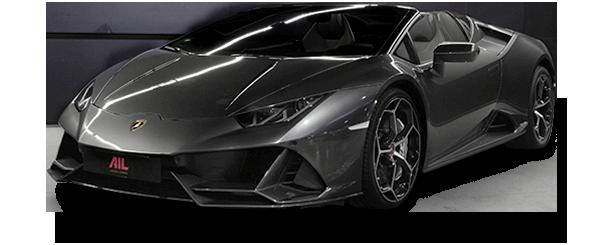 AIL Lamborghini Huracan EVO Spyder Style Package
