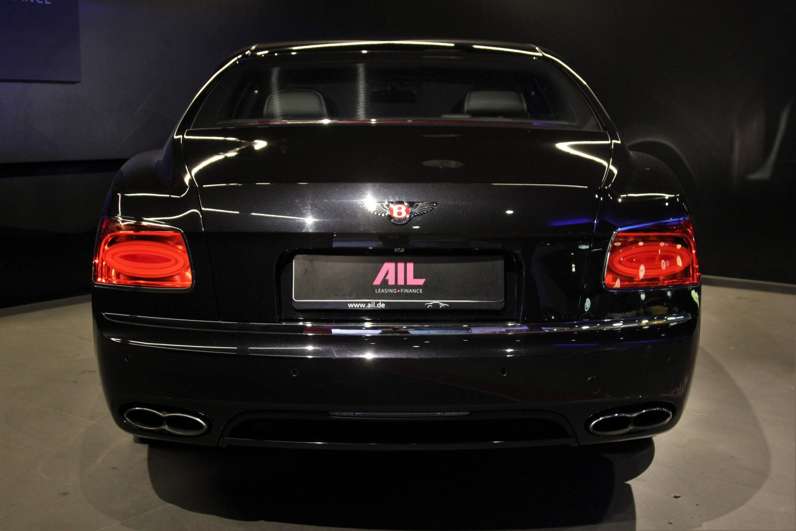 AIL Bentley Continental Flying Spur V8  8