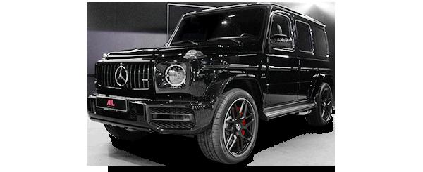 AIL Mercedes-Benz G 63 AMG Carbon Paket Burmester