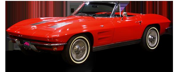 AIL CORVETTE Corvette C2 Cabrio Stingray V8